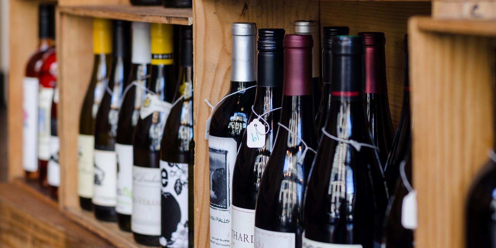Wine List –