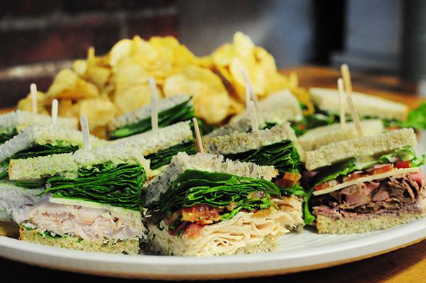 Sandwich Platter 1