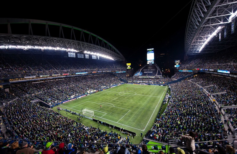 Seattle Sounders – March Home Games