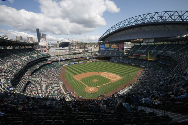 Seattle Mariners vs Oakland A's @ Safeco Field | Seattle | Washington | United States