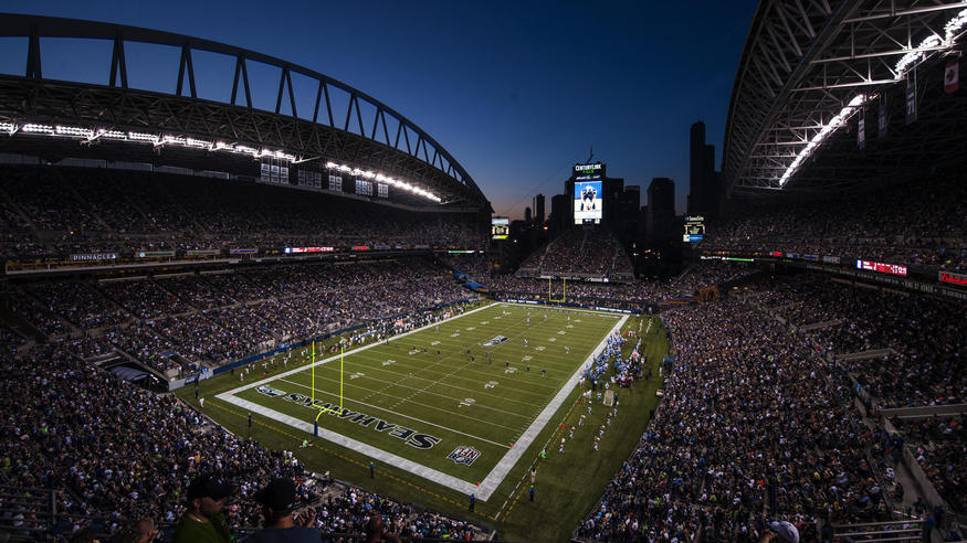 Next Home Game > Seattle Seahawks vs Houston Texans – Sunday, October 29th