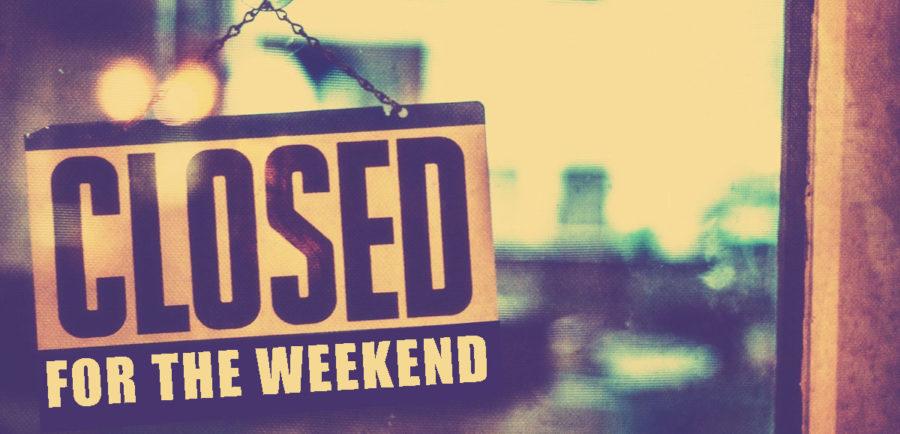 Seasonal Weekend Hours Change – Open for Home Games!